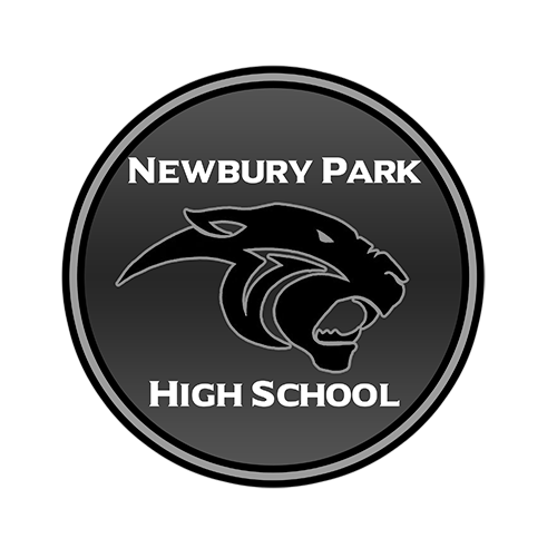 newbury park high school logo bw